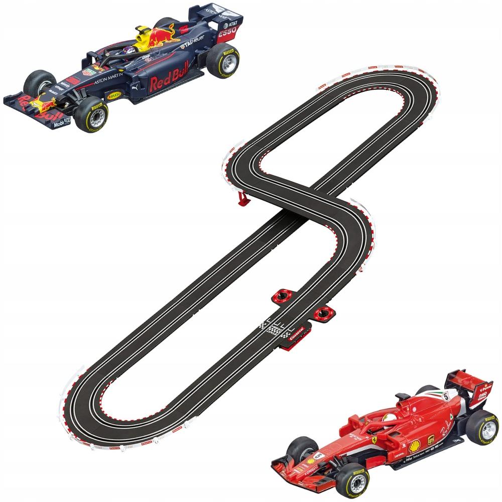 TOR SAMOCHODOWY CARRERA GO RACE TO WIN 4,3M
