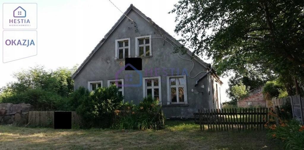Dom, Dobrzany, Dobrzany (gm.), 100 m²