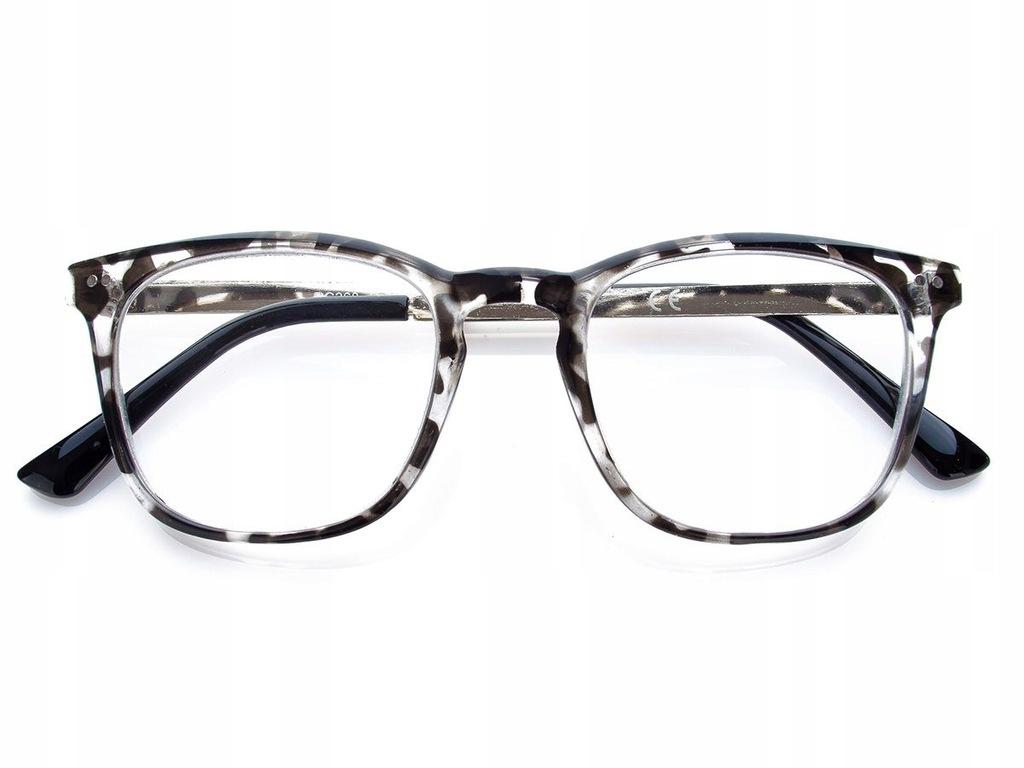 Damskie zastępcze okulary korekcyjne plusy +2.00