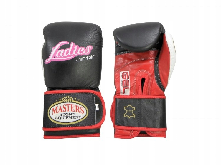 Rękawice bokserskie LADIES RBT-GEL 10 oz + gratis