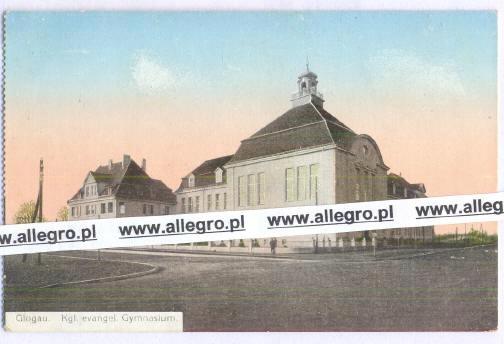 Głogów - Kgl. evangel. Gymnasium