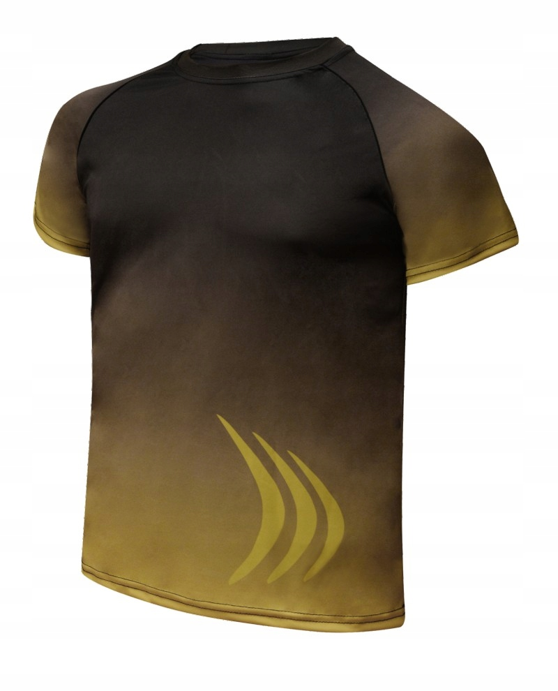 Koszulki do treningu biegu TERMOaktive A-GOL roz L