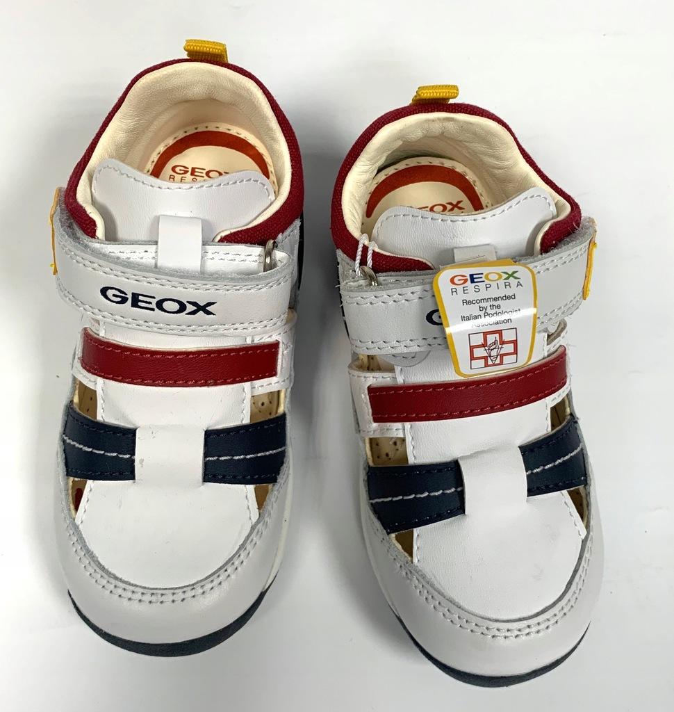 Geox sandał chłopięcy rozmiar 25