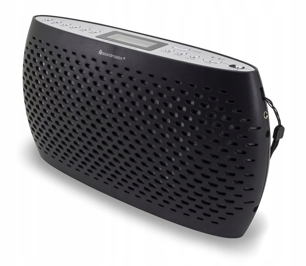 Soundmaster RCD1250SW FM przenośne radio z