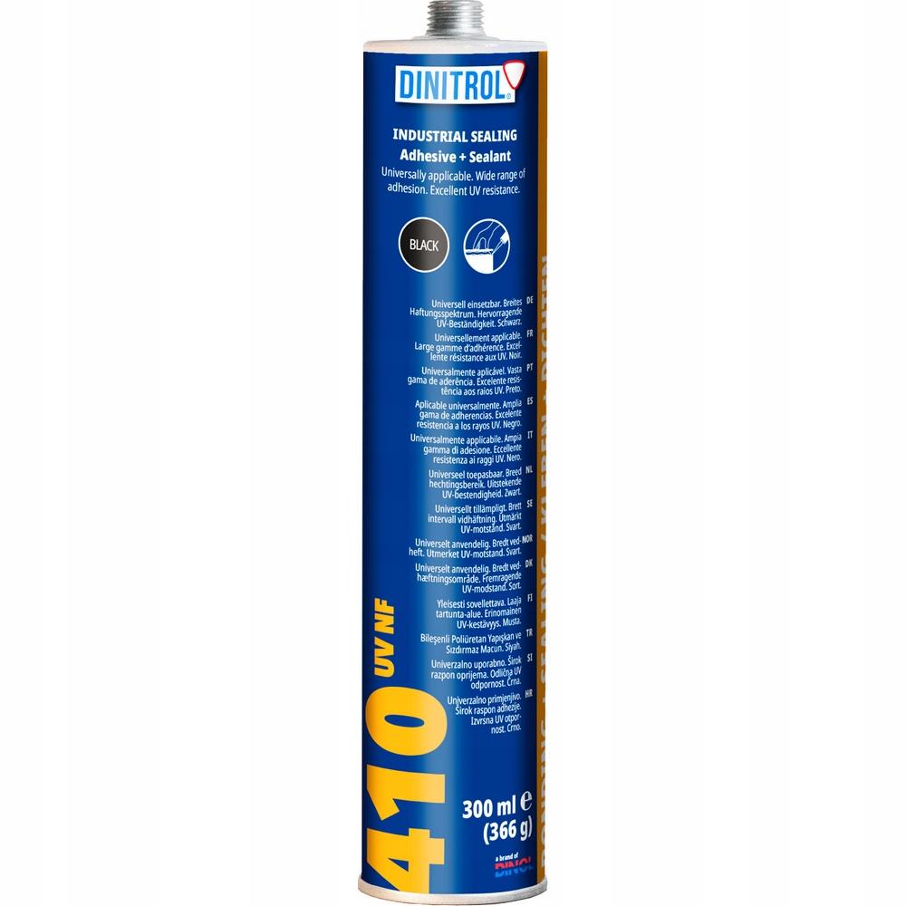 Masa uszczelniająca biała DINITROL 410 UV NF