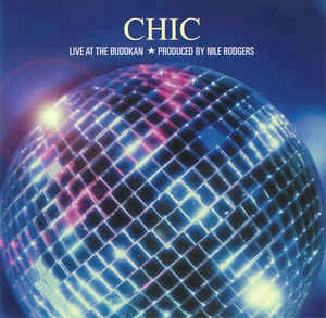CHIC - LIVE AT THE BUDOKAN - CD