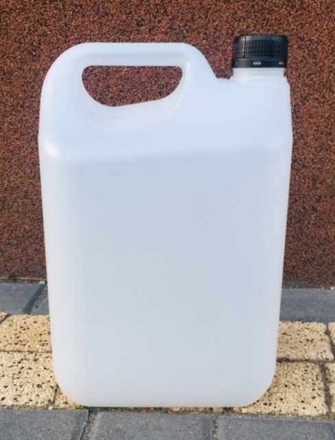 Kanister 5l hdpe bańka woda chemia