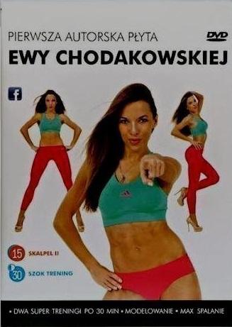 Ewa Chodakowska Pierwsza Autorska Plyta Dvd 7222708389 Oficjalne Archiwum Allegro