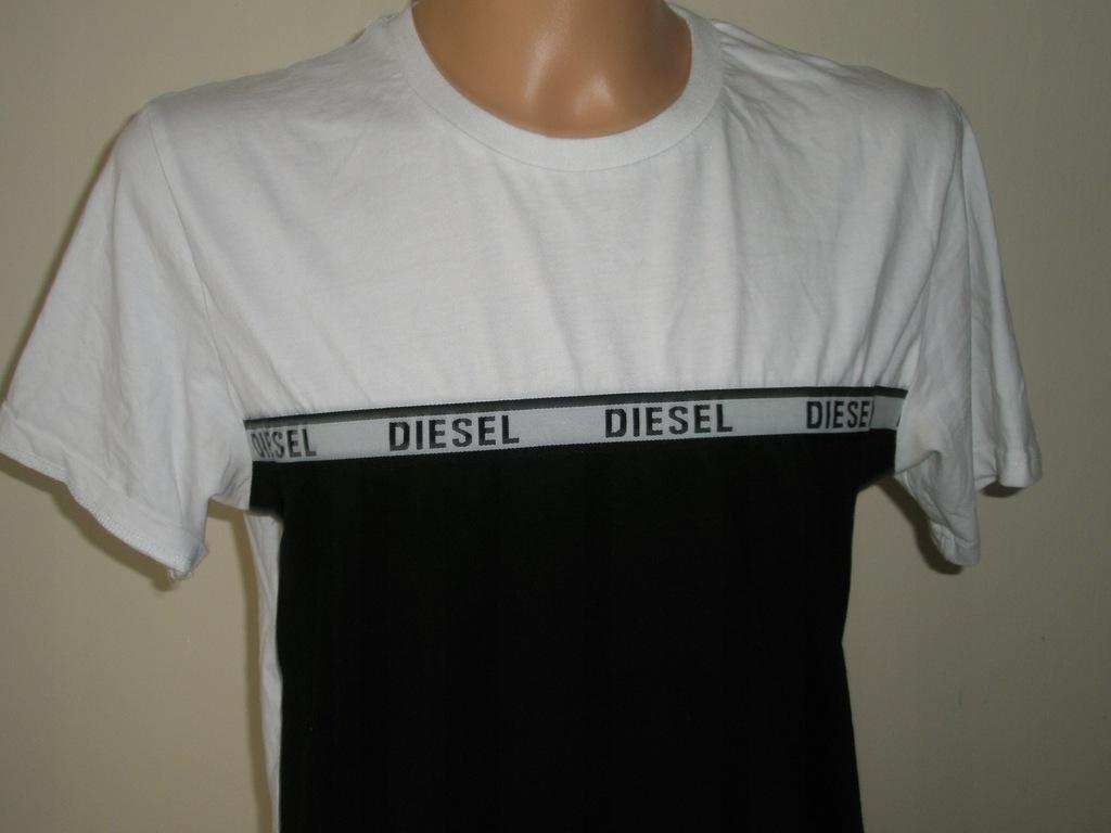 DIESEL _ T-SHIRT - Rozmiar M