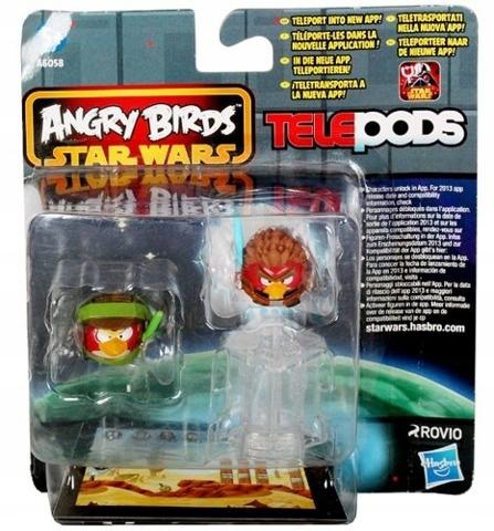 Hasbro Angry Birds Star Wars Figurka Telepods 8361562225 Oficjalne Archiwum Allegro