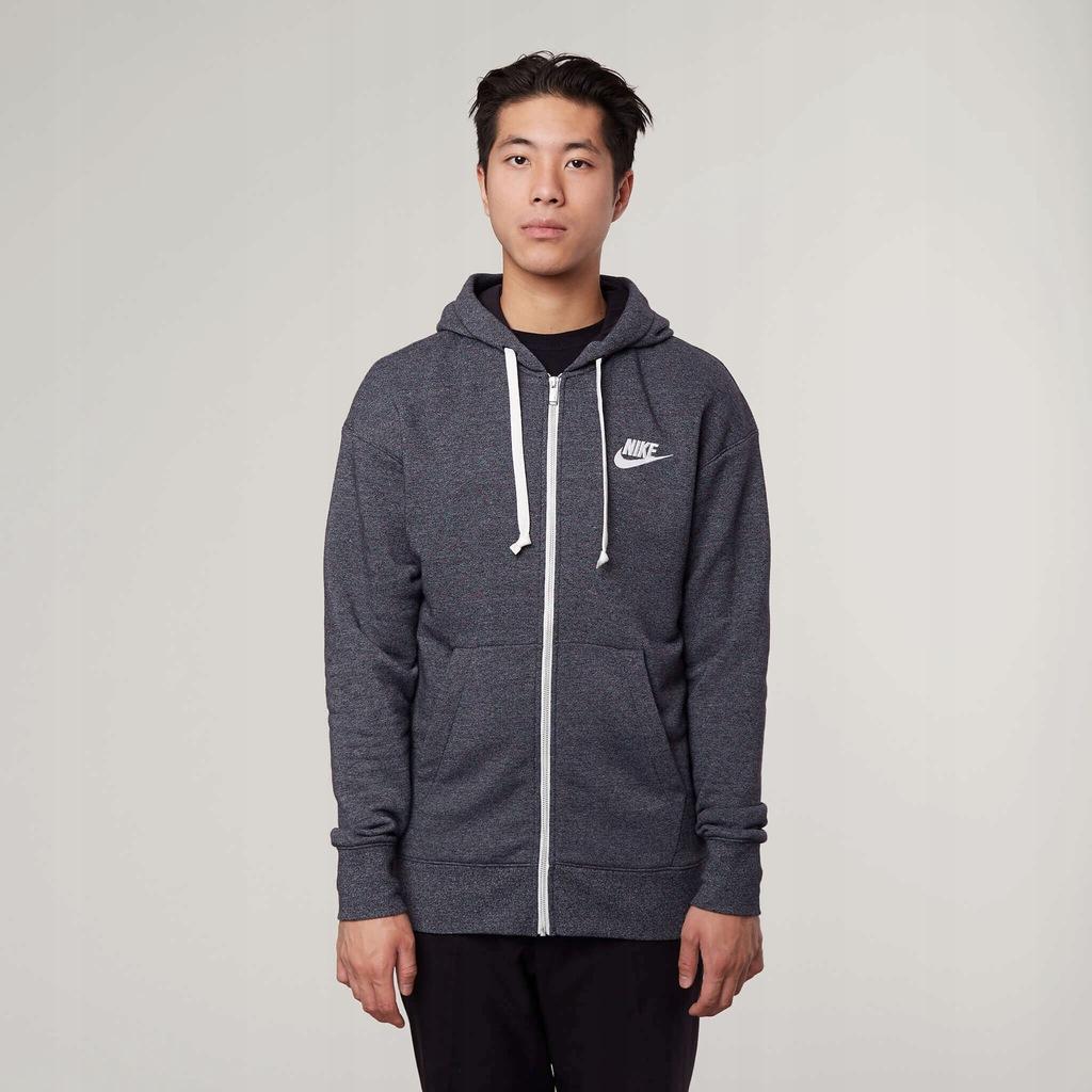 Bluza Nike NSW Heritage Hoodie FZ M 928431 011