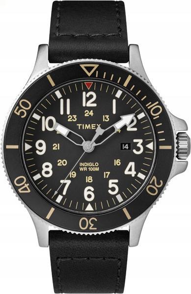 Zegarek męski Timex TW2R45800 na pasku WR100