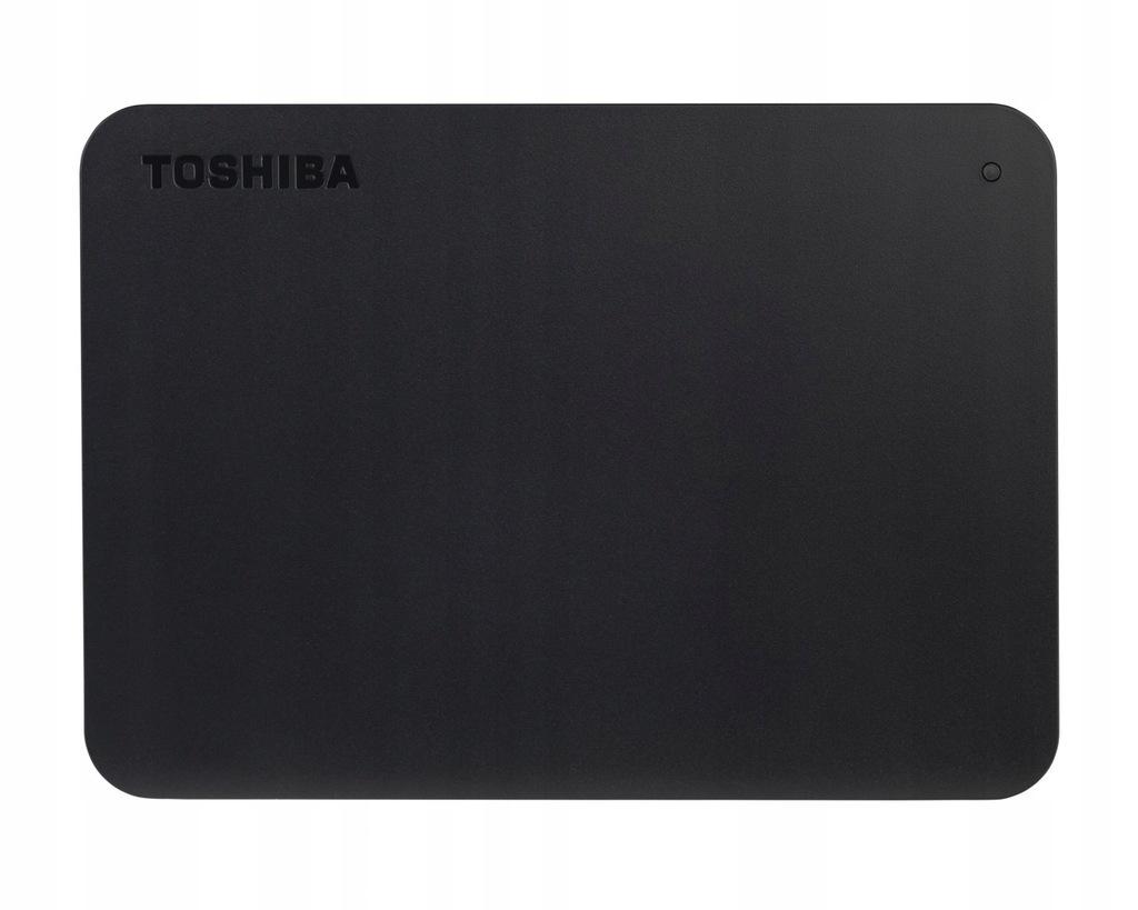 Dysk zewnętrzny Toshiba CANVIO BASICS HDTB410