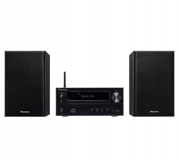 Wieża Pioneer X-HM36D-B Bluetooth Wi-Fi MP3 Czarny