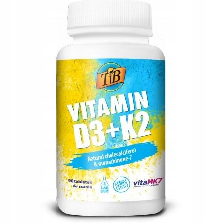 ThisIsBio Witamina D3 K2 90 tabletek