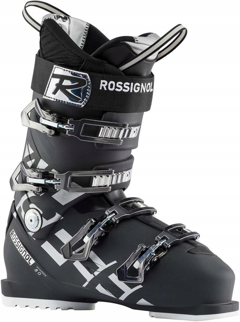 Buty narciarskie Rossignol Allspeed 80 Czarny 25/2