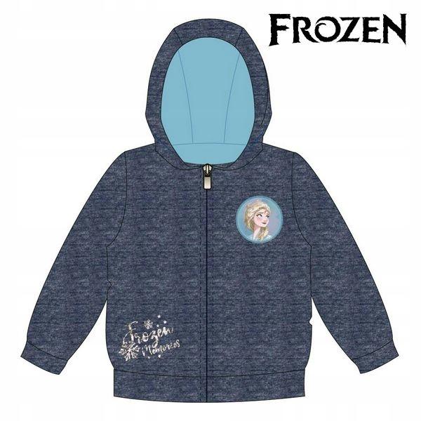 Bluza z Kapturem dla Dziewczynki Frozen 74235 Gran