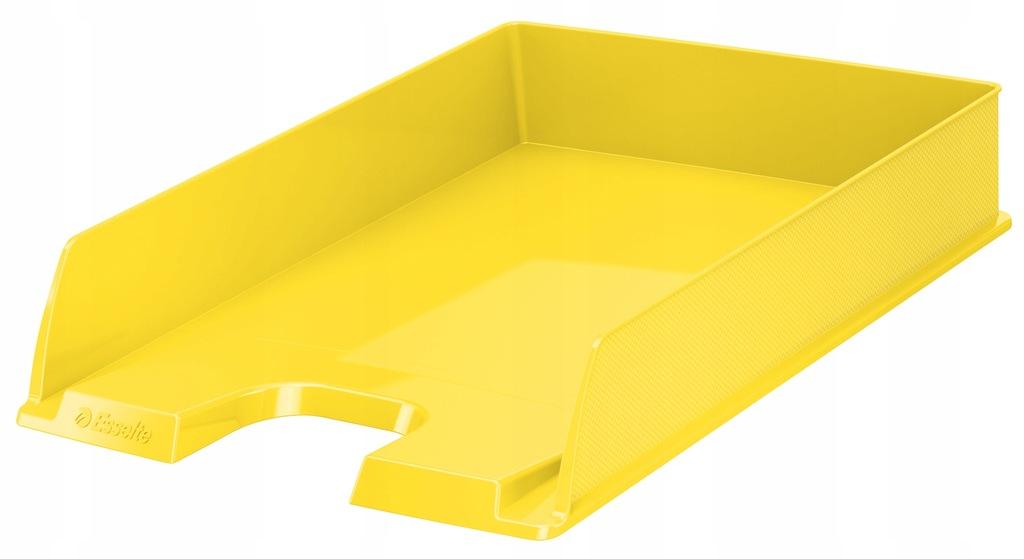 Szuflada kuweta na dokumenty Esselte żółta