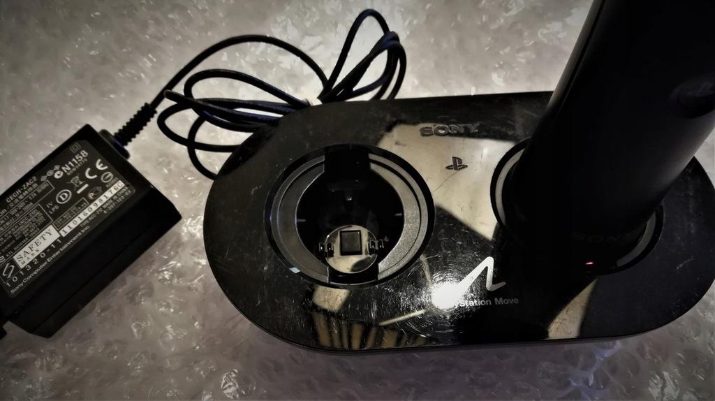 Stacja ładowarka Sony Move PS3 PS4 VR