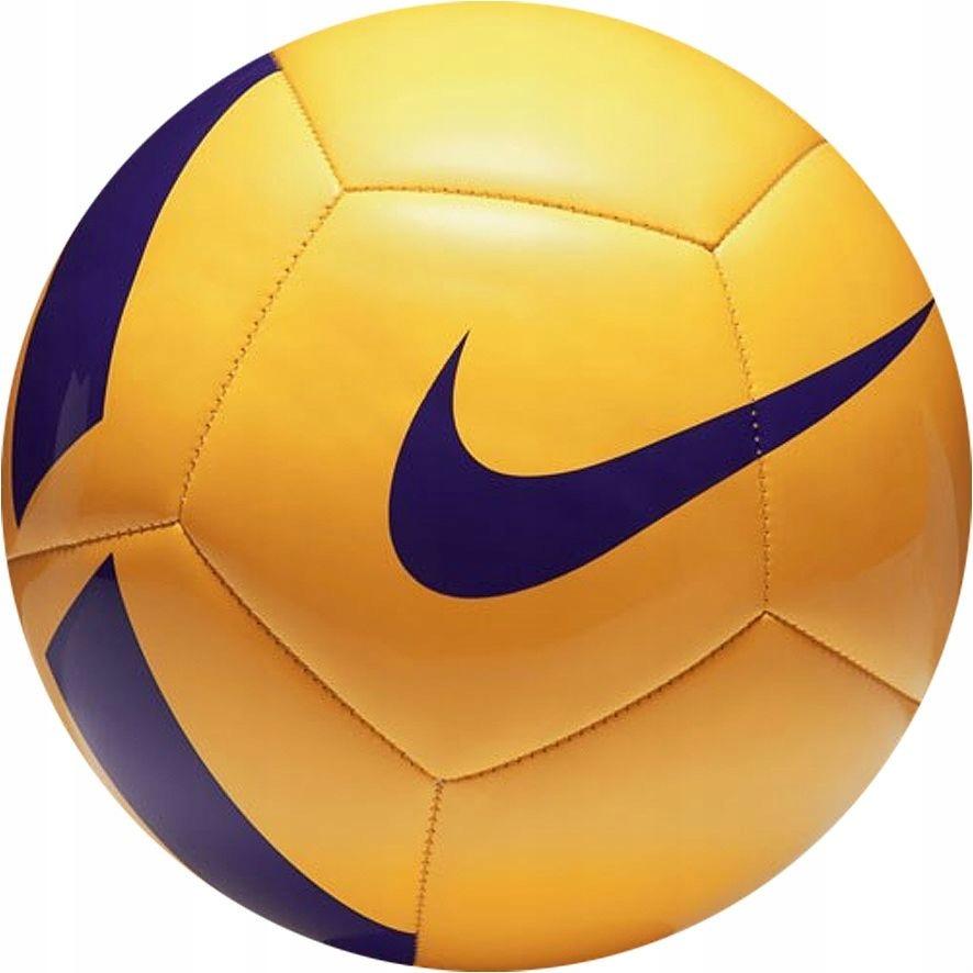 Piłka nożna do nogi Nike Pitch Team SC3166-701