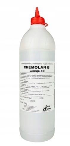 Klej poliuretanowy do drewna CHEMOLAN B4 M