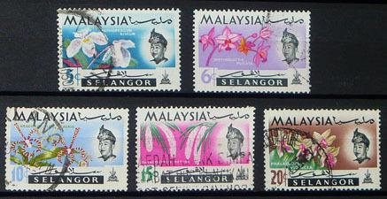Malaysia - herby, kwiaty