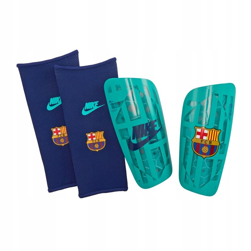Nike FC Barcelona Mercurial Lite ochraniacze M!
