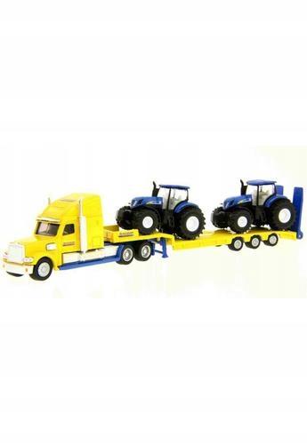 Siku Farmer Ciężarówka z trakt NewHolland