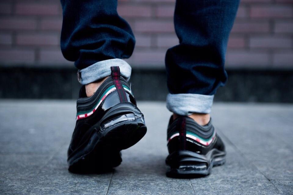 UNDFTD x Nike Air Max 97 OG Black r42 7887142100