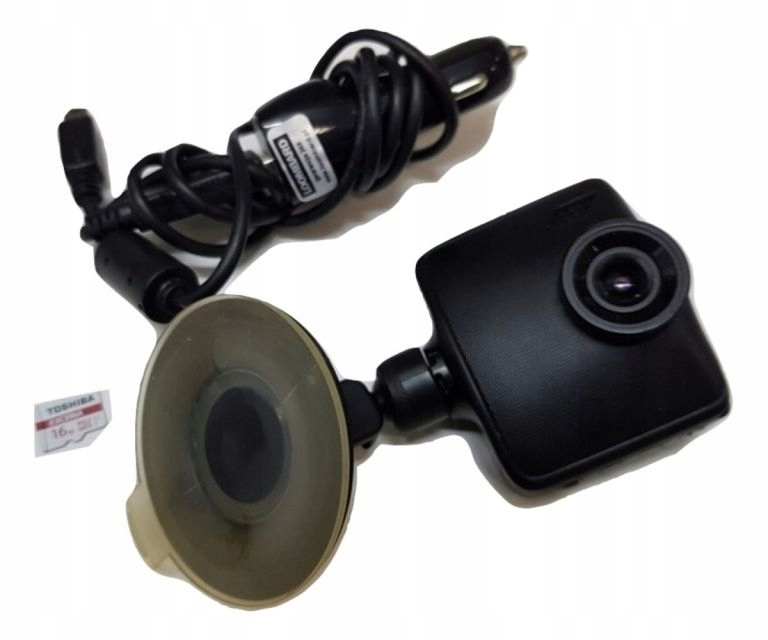 VIDEOREJESTRATOR MIO MIVUE C325 + 16GB