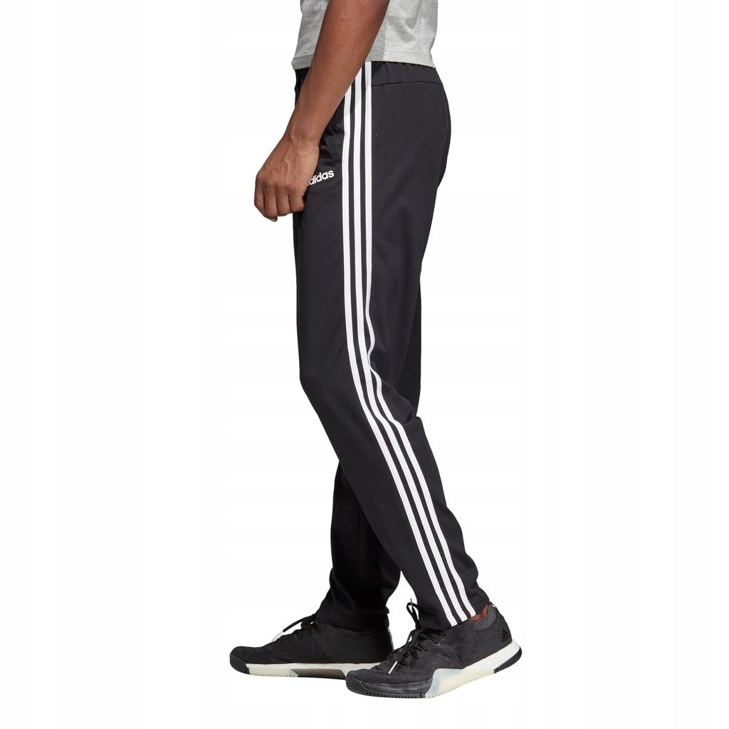 ADIDAS SPODNIE E 3S T PNT SJ (DU0456) Męskie | cena 119,99 PLN, kolor CZARNY | Spodnie adidas