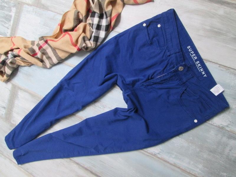 MARKS&SPENCER__SUPER skinny jeans rurki__38