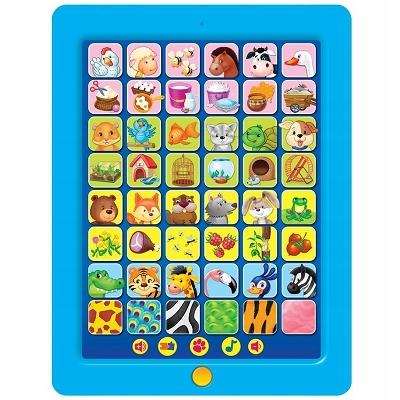 Edukacyjny tablet Zwierzaki Dumel Discovery PL