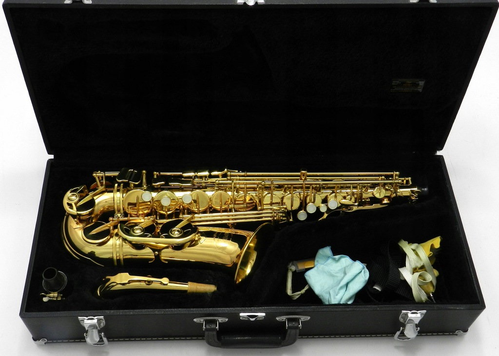 Saksofon altowy Jupiter JAS-769-767 DR20-368