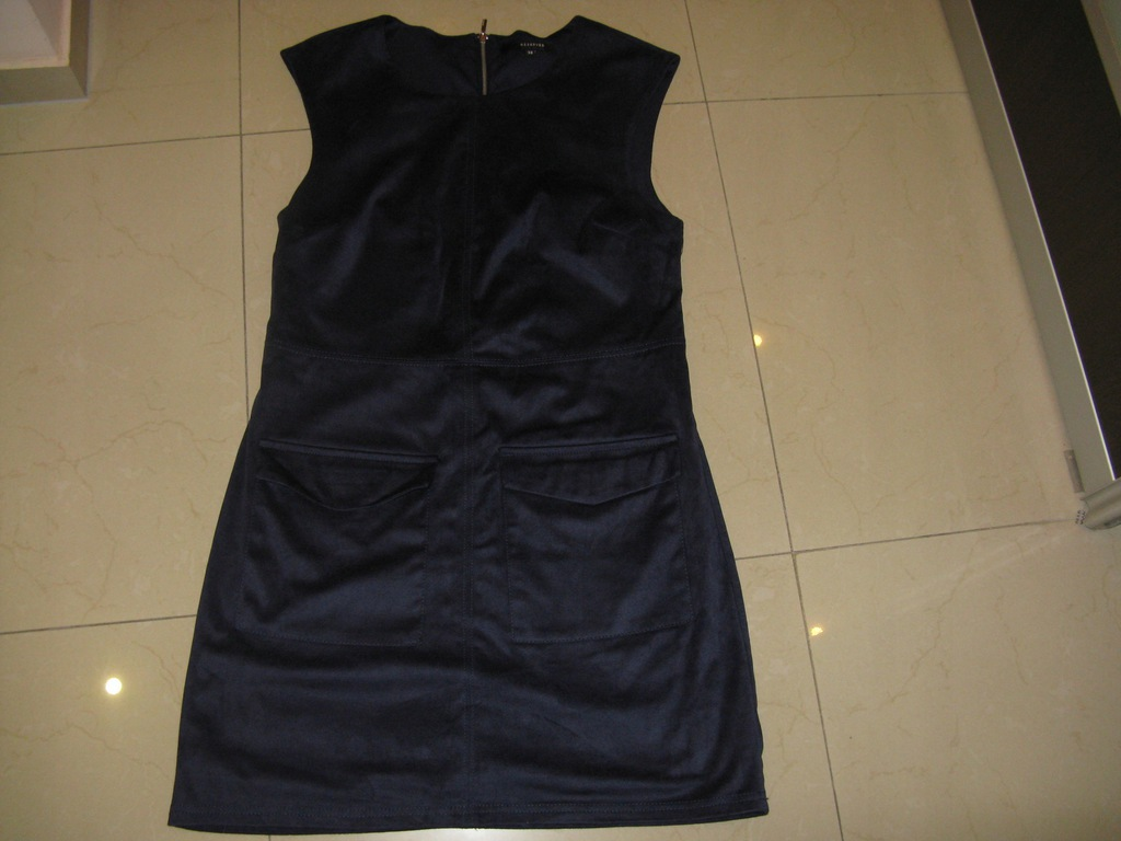 Sukienka Reserved + półgolf Reserved roz.M