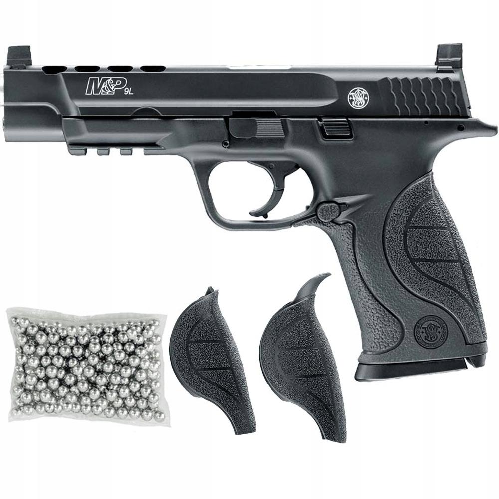 WIATRÓWKA Smith & Wesson M&P 9L 4,5 mm CO2