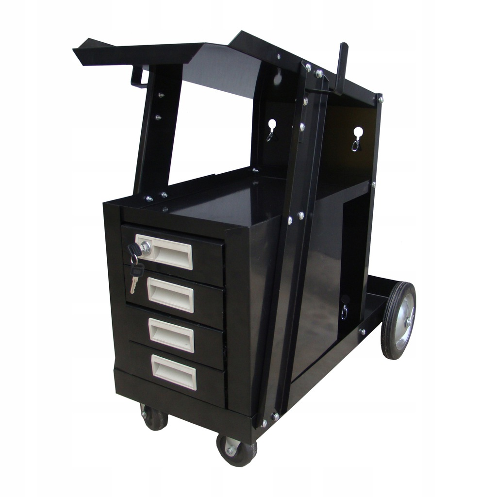 Wózek spawalniczy MIG/MAG z szufladami