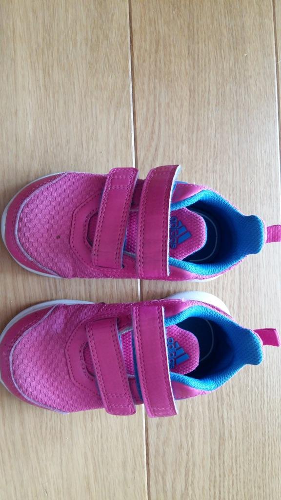 Buty Adidas r. 23 rozmiar wew. wkładki 14,5 cm