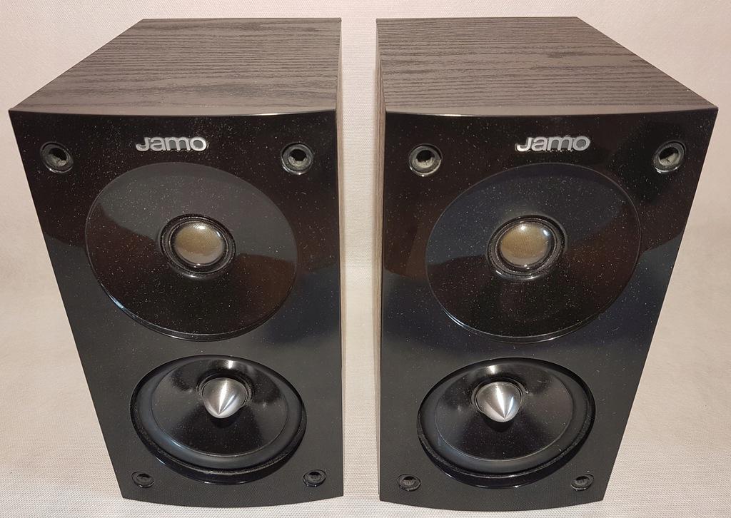 Jamo S60 SUR Black Piano- kolumny front/surround