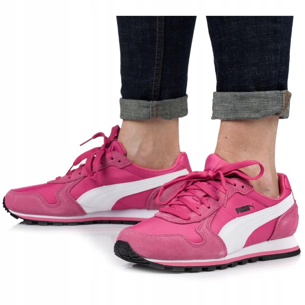 Buty Puma ST Runner NL Fandango damskie rozm.39 różowe