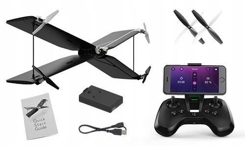 Dron Parrot Swing Quadrocpter / Samolot + Flypad