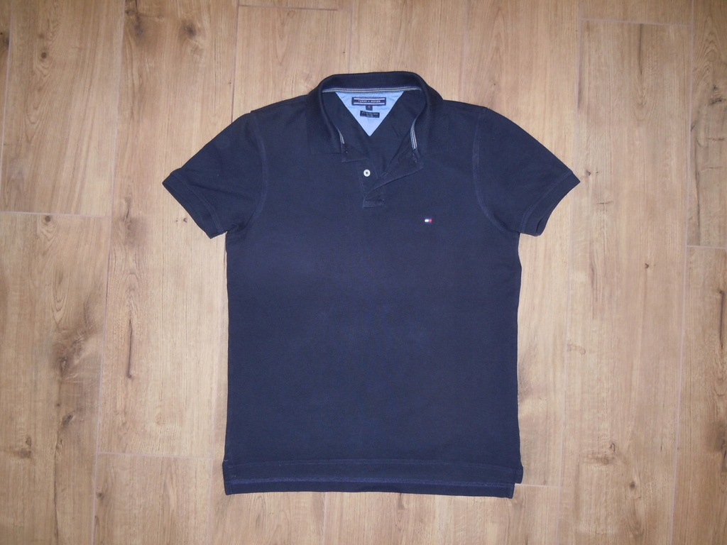 TOMMY HILFIGER polo r. M BDB SLIM FIT