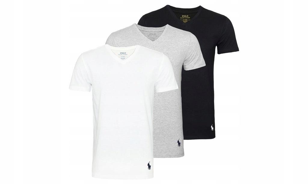 Polo Ralph Lauren T-shirts L/XL 3 pak