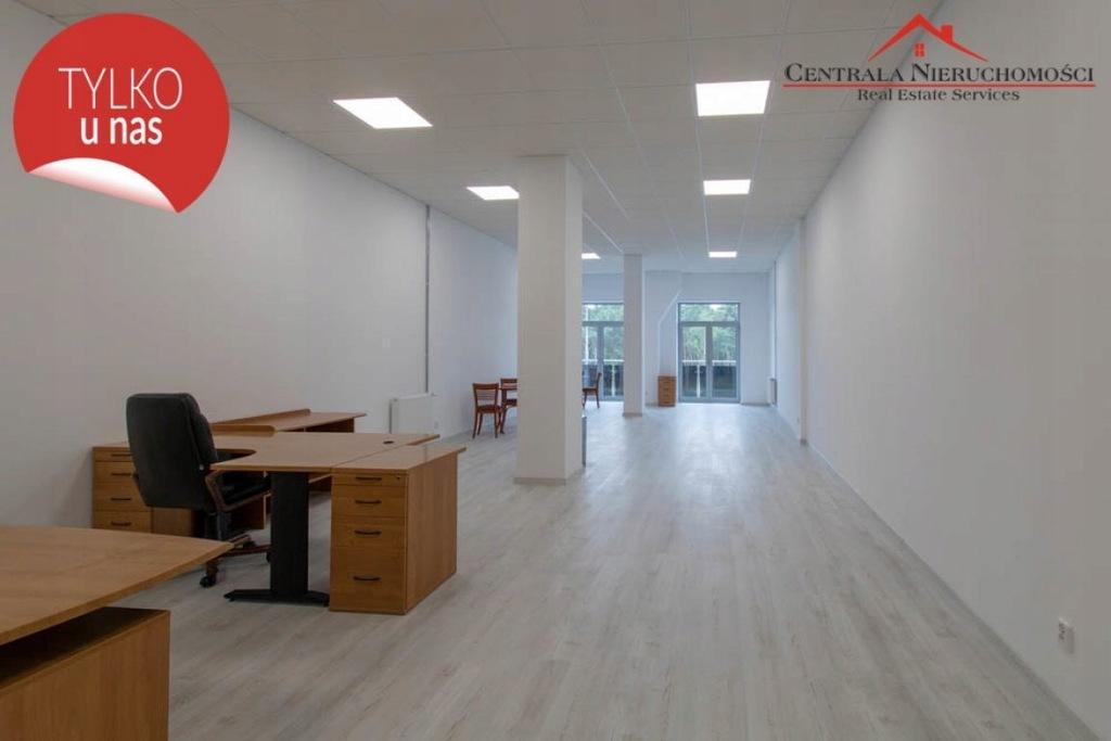 Biuro, Toruń, Na Skarpie, 82 m²