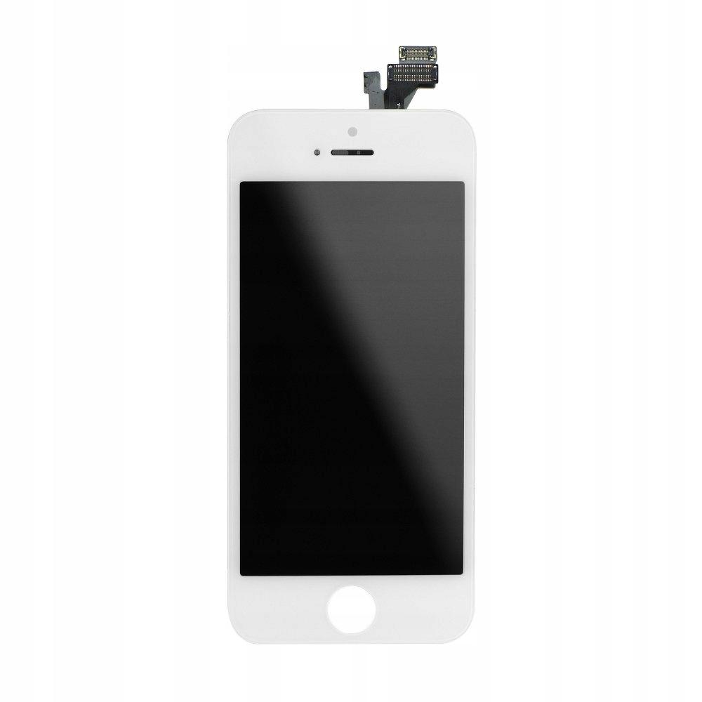 Wyświetlacz do IPHONE 5 z ekranem dotykowym biały