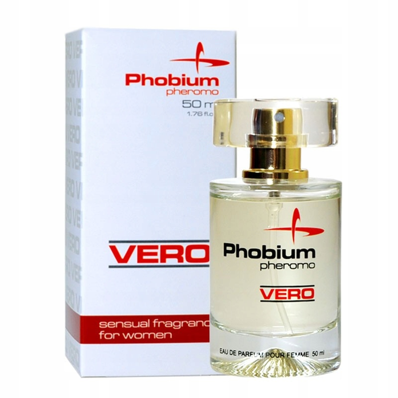 Perfumy z feromonami Phobium VERO damskie 50 ml