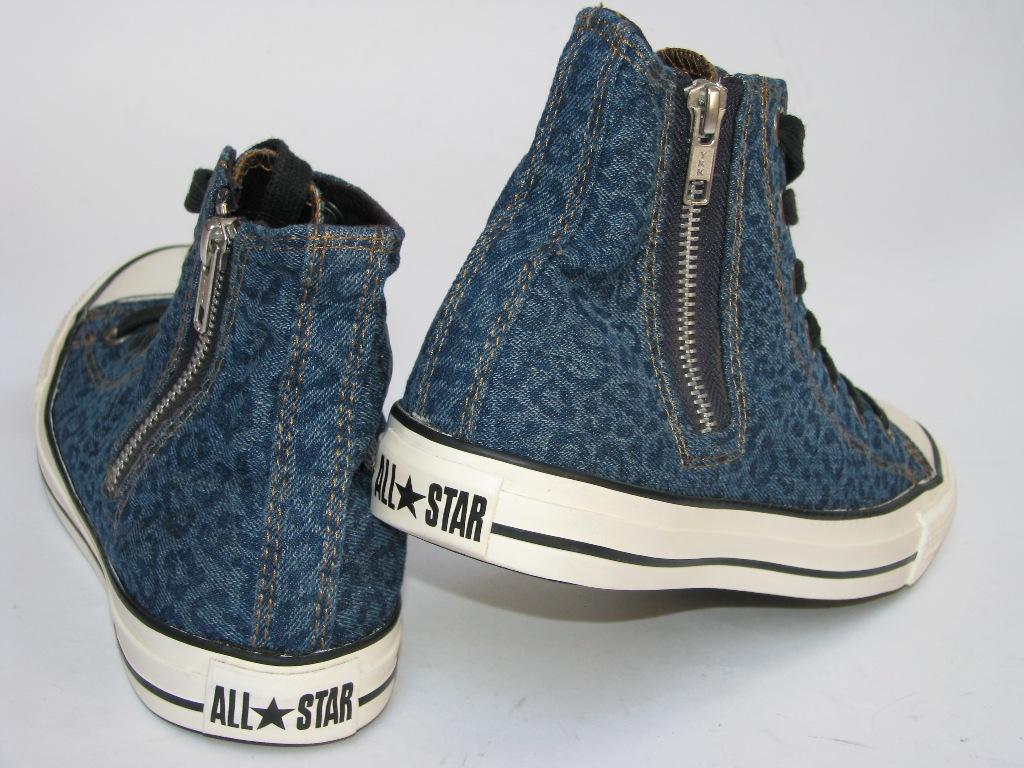 Converse All Star Zip N Iron trampki 39 NOWE 60%