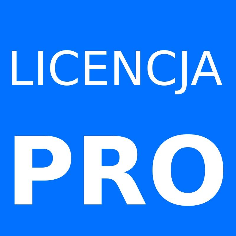 Licencja na dalszą odsprzedaż skryptów pro