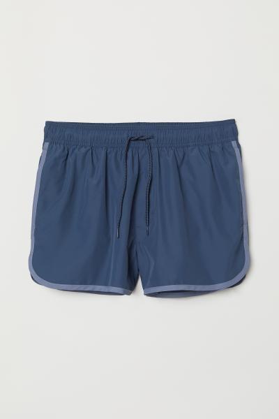 H&M Krótkie szorty kąpielowe rozm. L
