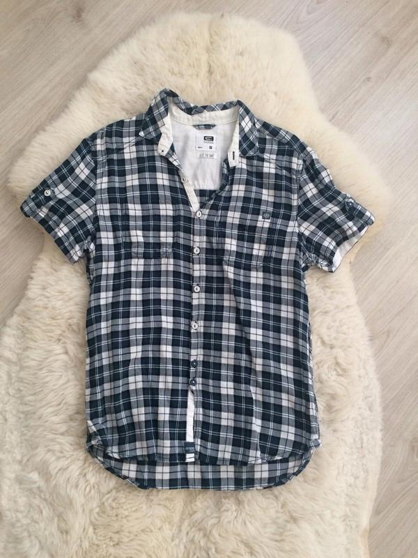 Zestaw męski koszula i spodnie 164/168 S